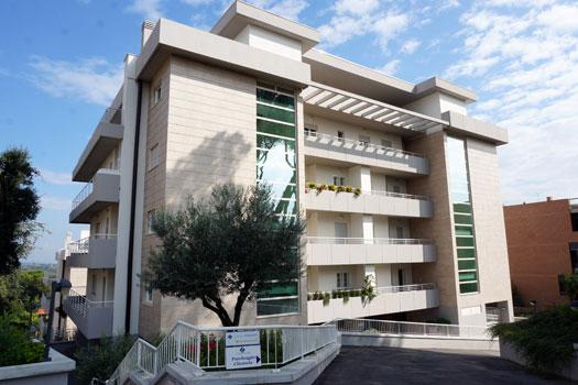 De angelis nuovi stabili immobili di prestigio for Palazzine moderne